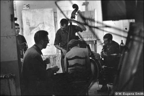 Preview: W. Eugene Smith and the Jazz Loft Photographs ...
