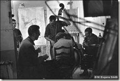 Eugene Smith Jazz Loft