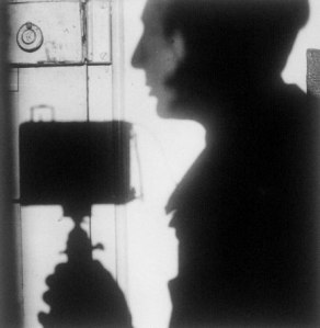 Andre Kertesz Self Portrait 1927