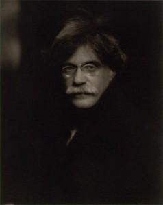 Self-Portrait, Alfred Stieglitz, 1907