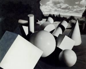 Metamorphosis, 1936. Herbert Bayer