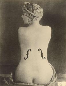 Le Violon d'Ingres, Man Ray