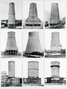 1972 study of concrete cooling towers.