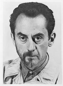Self Portrait, Half-Shaved,1942