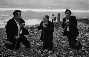 IRELAND. 1972. Croagh Patrick Pilgrimage