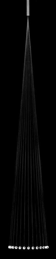 The Pendulum, Berenice Abbott