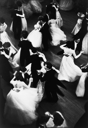 Charlotte's Ball, Henri Cartier Bresson, 1959