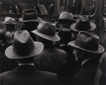 Hats, Bill Heick, 1951