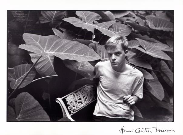 Truman Capote, 1947, Henri Cartier-Bresson