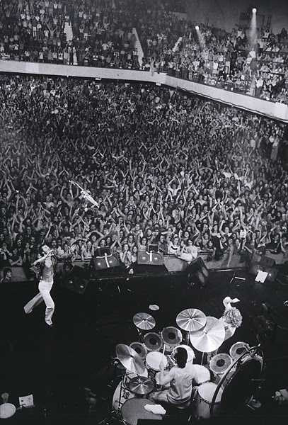 Michael Zagaris, The Last Note, The Who, WInterland, San Francisco, CA , 1976