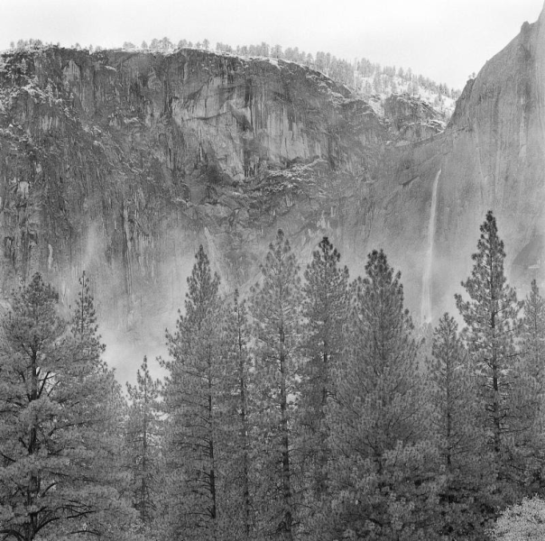 Yosemite Mountain Sheer #2, Joseph Jurson