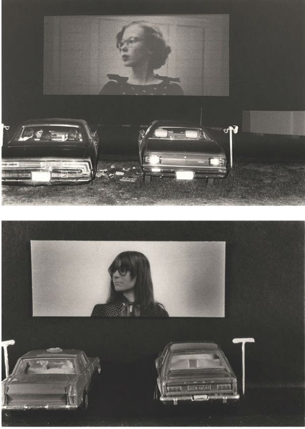 Landscape/Loftscape #14, 1976, Marcia Resnick